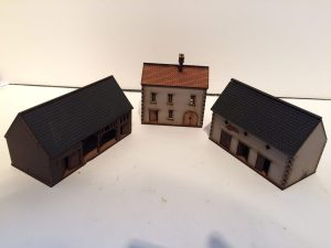 15mm Normandy Kits