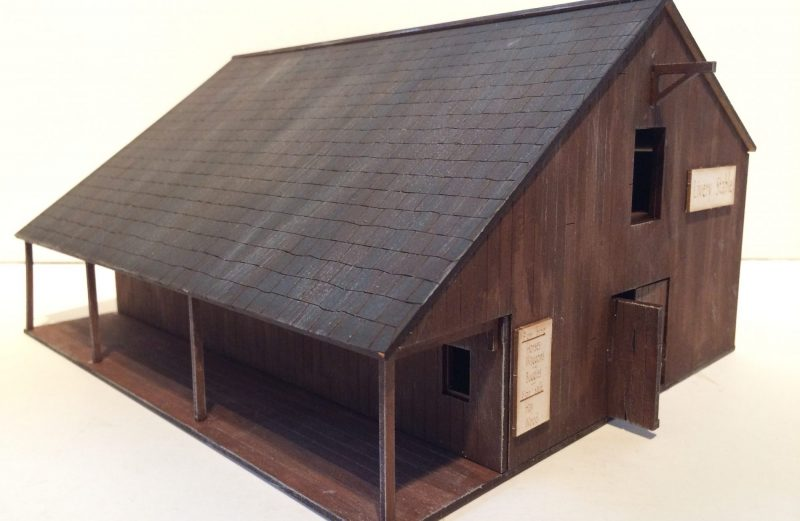 28mm Livery stable