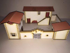 28mm Spanish/Italian Kits