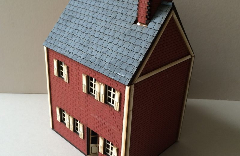 28mm ACW Brick House B