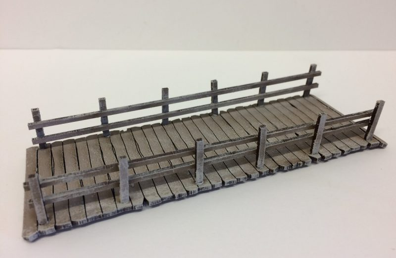 28mm Plank bridge kit