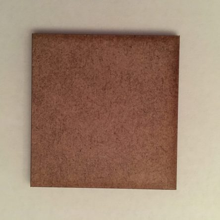 2mm MDF or Mountboard Bases, Depth 15mm