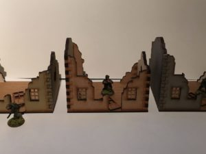 28mm Ruined buildings