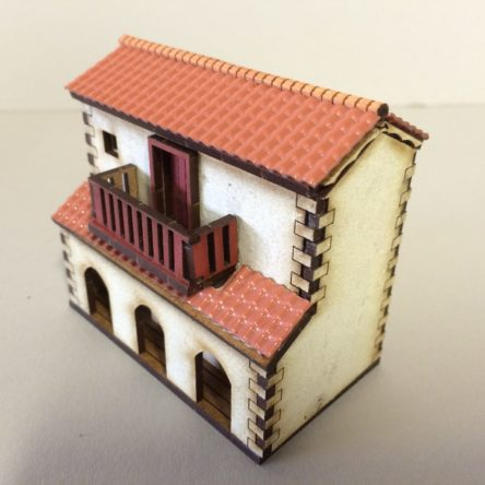 15mm Spanish/Italian Taverna