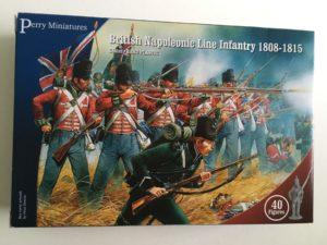 28mm Plastic Napoleonic figures