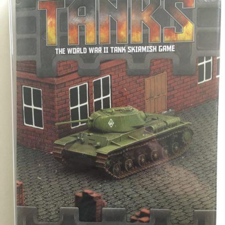 15mm Soviet tanks and vehicles