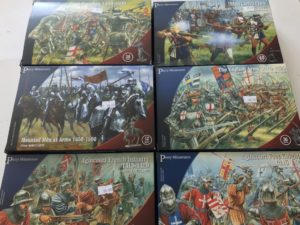 15mm and 28mm Ancients to WW2 Miniatures