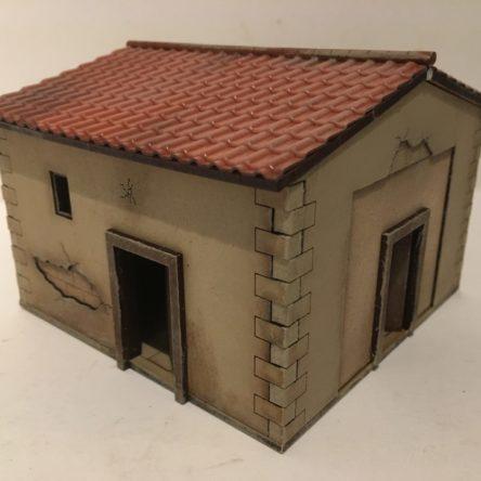 28mm Roman House D