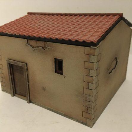 28mm Roman House B