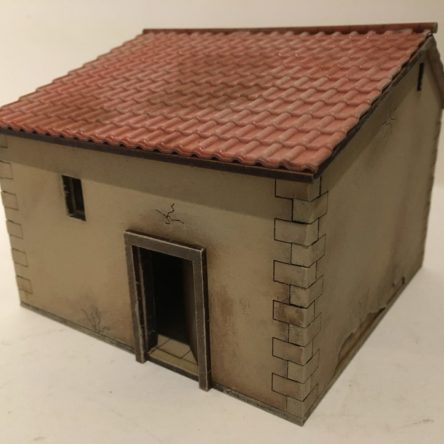 28mm Roman House C