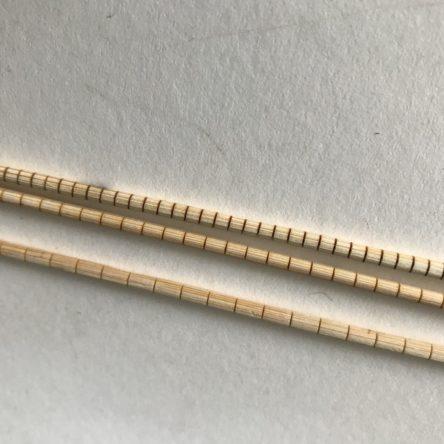 Ridge tiles 26cm length pack of 5