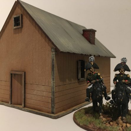 28mm Russian House A
