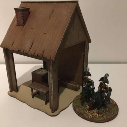 28mm Russian Forge