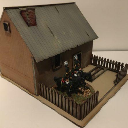 28mm Russian Small Farm
