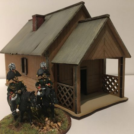 28mm Russian House B