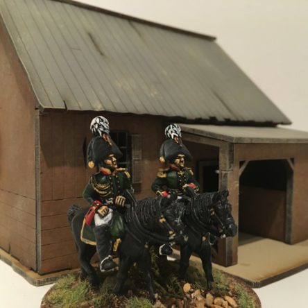 28mm Russian House C