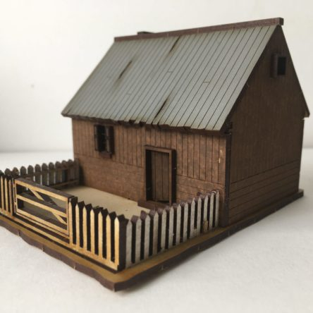 15mm Russian rural Small Farm