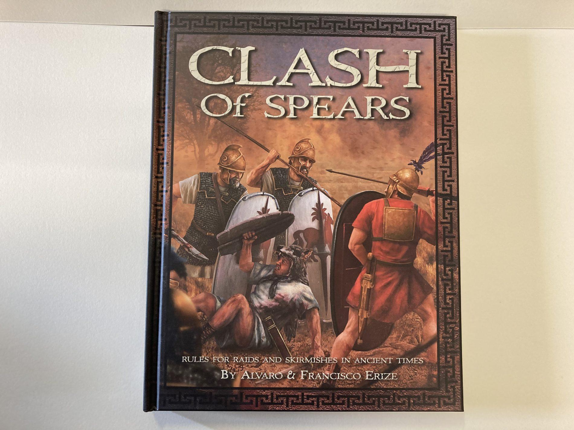 BNIB Clash Of Spears Roman Republic Warband 28mm Ancient Skirmish Battles