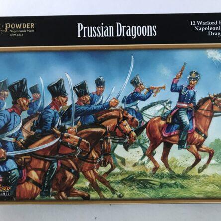 28mm Napoleonic Prussian cavalry