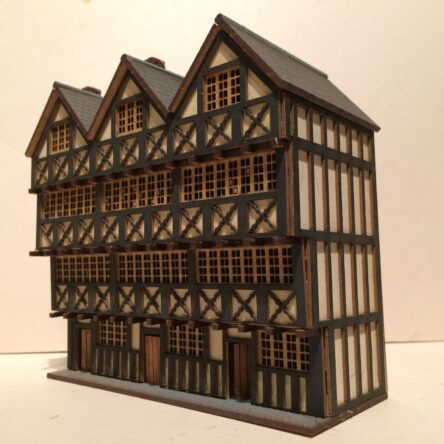 15mm Timber frame Town hall