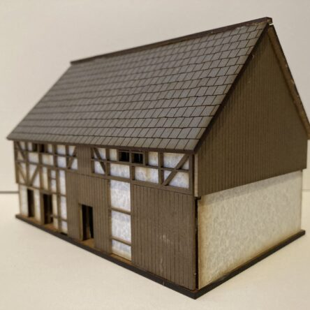 15mm Half Timber Large residential house A