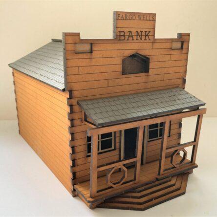 28mm Timber frame Bank (Copy)