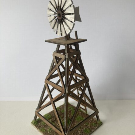 28mm ACW/Old West Wind Water pump