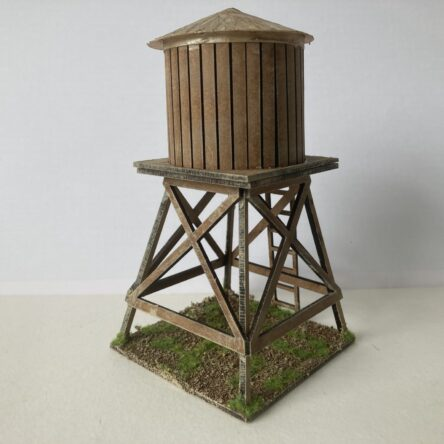 28mm ACW/Old West Water tower