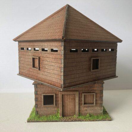 28mm 45 degree Blockhouse