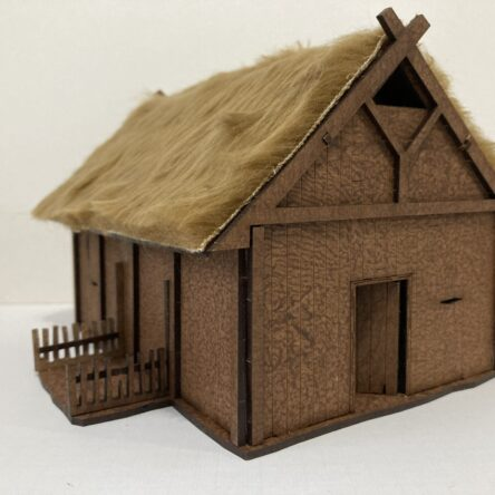 28mm Norse house C