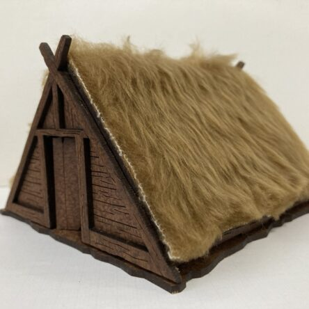 28mm Norse house or storehouse B